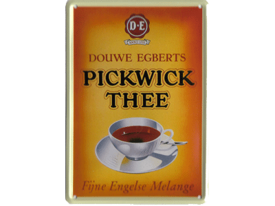 Douwe Egberts, Pickwick Thee