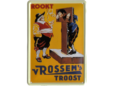 V Rossems Troost