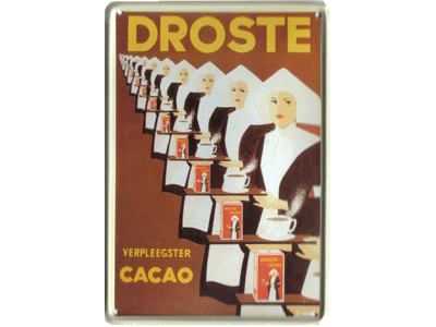 Droste, Verpleegster Cacao