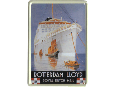 Rotterdam LLoyd, Royal Ducth Mail, Dempo