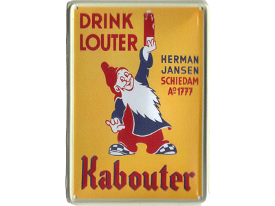 Drink Louter, Kabouter