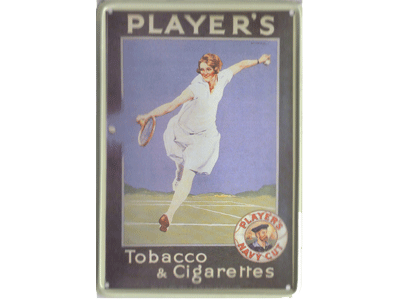Player's, Tobacco & Cigarettes